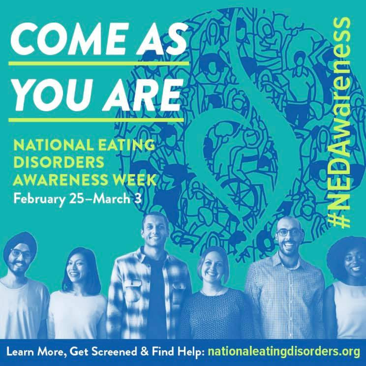 #NEDAwareness week (2/25-3/3)