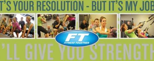1 on 1 and small group personal training