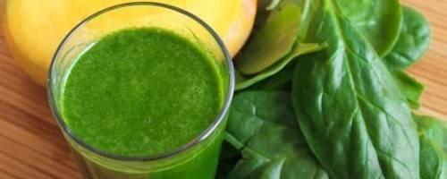 """""""Sunny"""" Green Juice"""