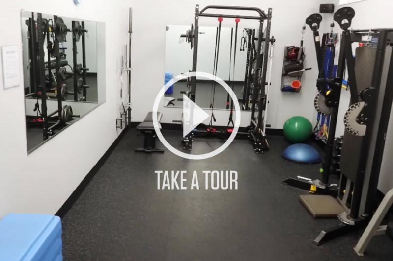 take a tour of our studio