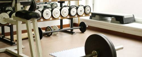 Strength training builds muscle and burns fat.