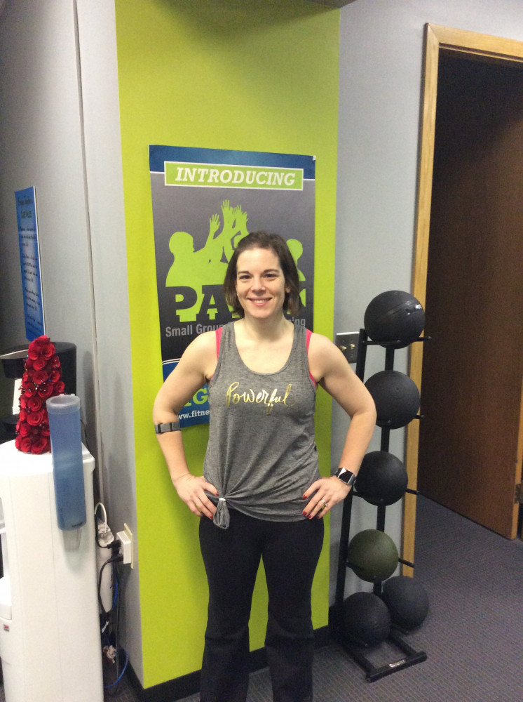 This months Client of the Month is Lauren Barnes!