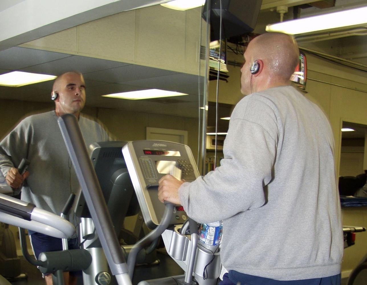 personal fitness program