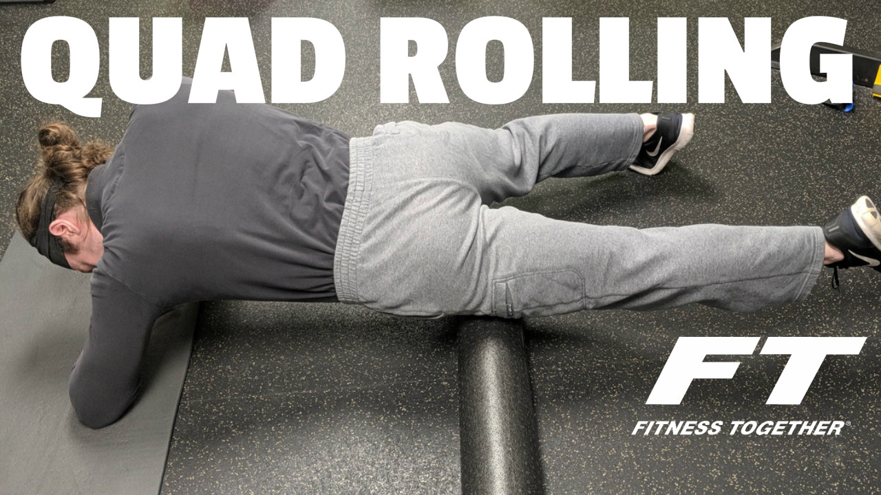 Foam Rolling Exercise Routines