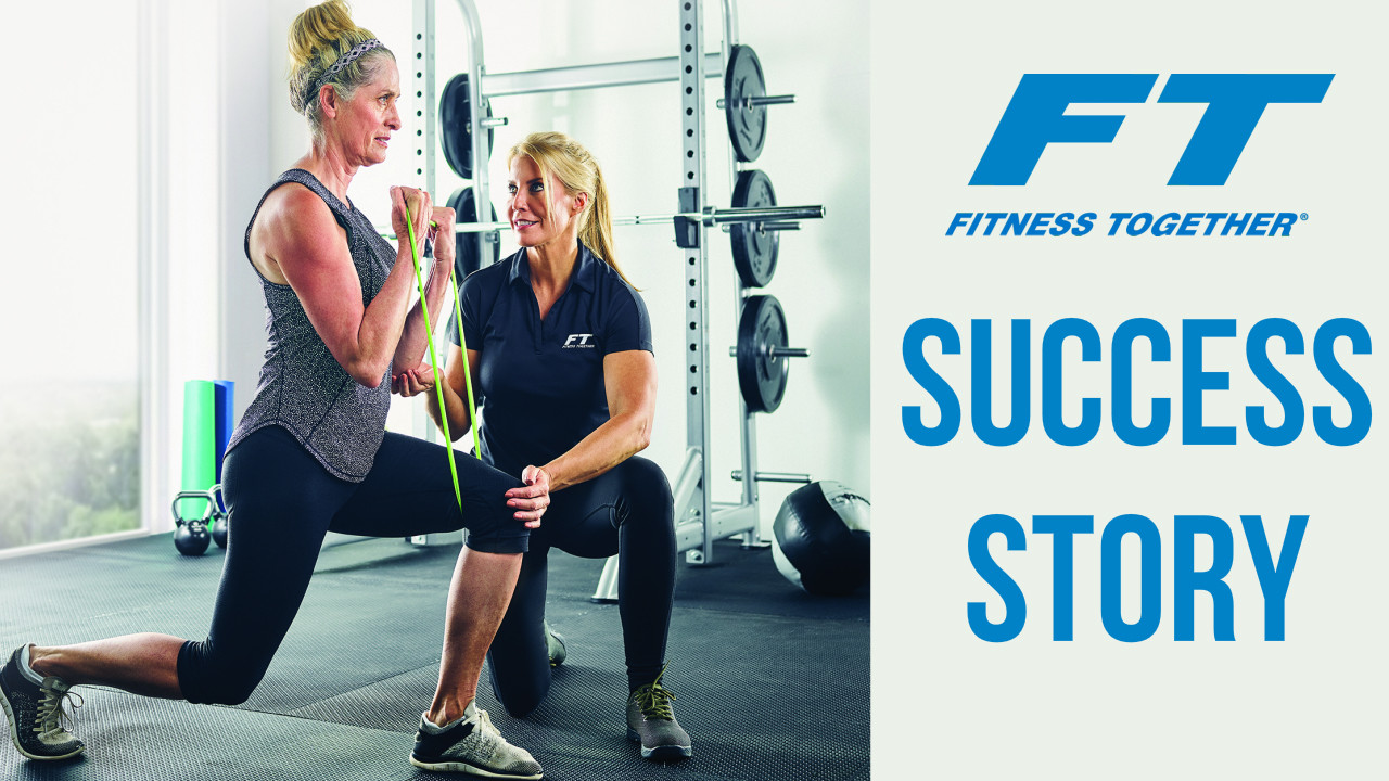 Personal Training Success Story: Sharon's Story