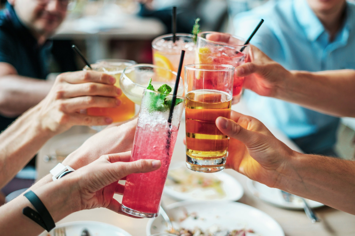 healthier drinking choices