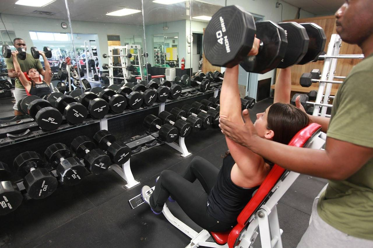 certified personal trainer in Ellicott City