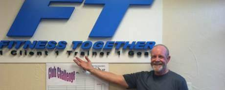 Bob Lexander – age 60- Fitness Together Client!