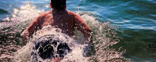 Swimming May Relieve Arthritis Pain