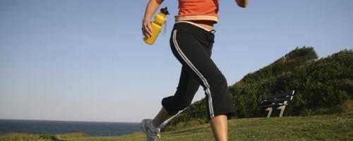 running diet