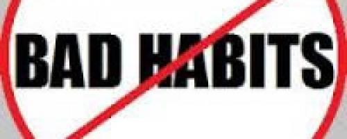Bad Health Habits